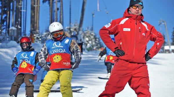 Výjezdový lyžařský / SNB kurz