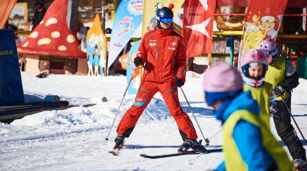 Pobytový lyžařský / SNB kurz