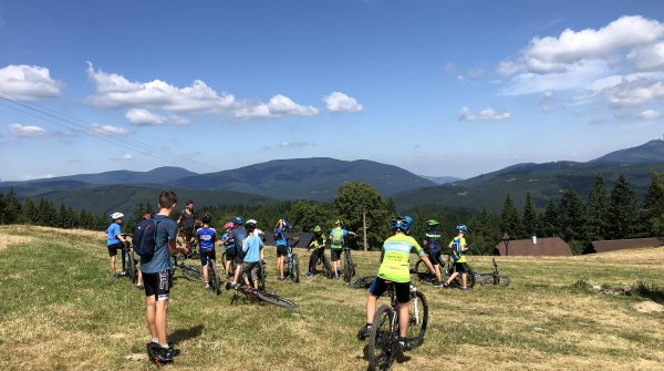 Pobytový Cyklo camp